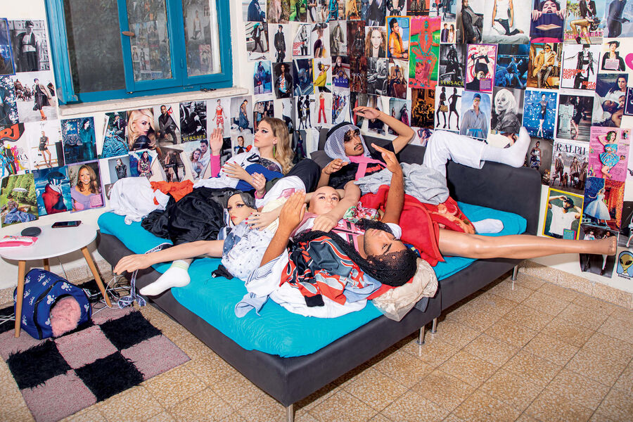 Low-fi Palestinian Fashion Collective Trashy Clothing Are Leading A New Wave