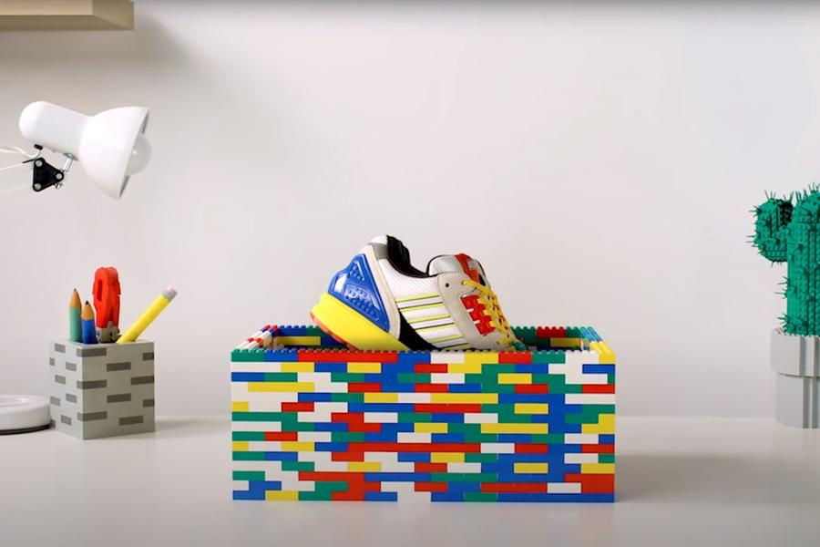 Lego x Adidas: Finally The Kid In You Has Something To Smile About