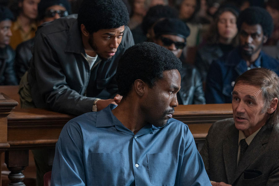 In Pictures: The Trial Of The Chicago 7, Starring Yahya Abdul-Mateen II