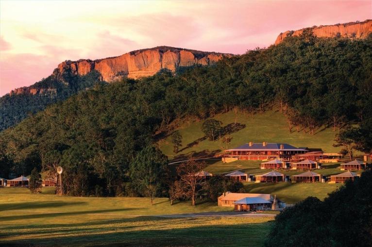 Wolgan Valley