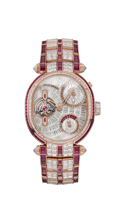 Mouawad Galaxy GE Watch
