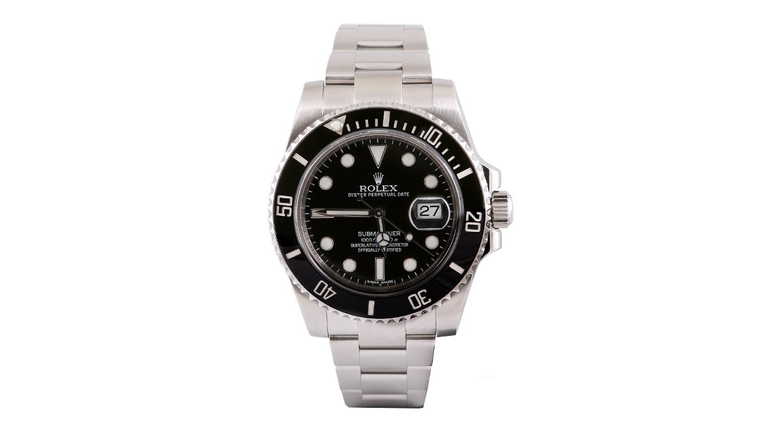 Timepiece360 Rolex Submariner Black Dial