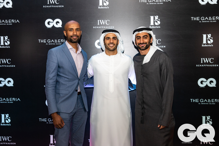 GQ Middle East's Watch Collectors' Dinner