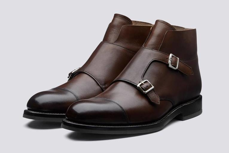 Monkstrap Boots