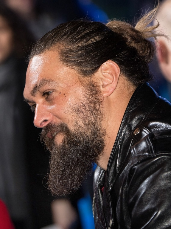 How to Get Jason Momoa's Hair and Beard from Aquaman