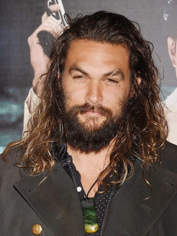 How To Get Jason Momoa S Hair And Beard From Aquaman