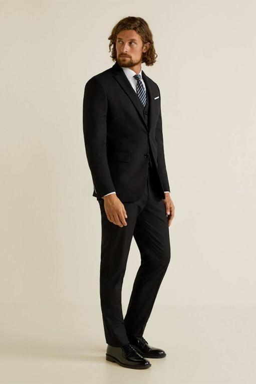 Suit by Mango