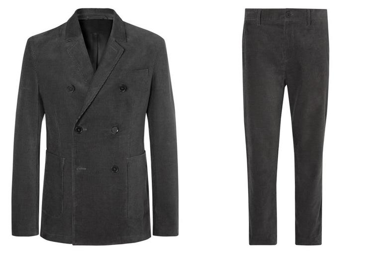 Suit by Mr P