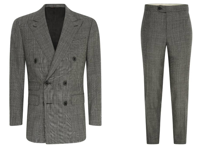Suit by Thom Sweeney