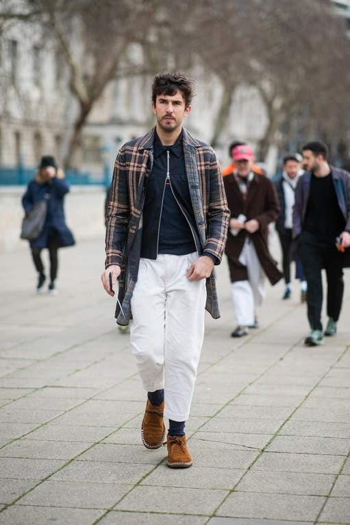 The Best Street Style From London Fashion Week Men S Fall Winter 19