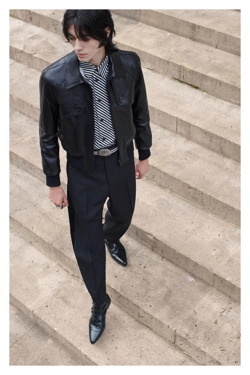 Paris Fashion Week: Givenchy Makes A Bold Statement About The Future Of Menswear