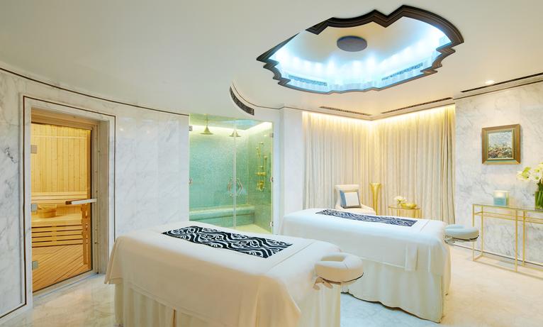 Abu Dhabi Suite Spa - The St. Regis Abu Dhabi