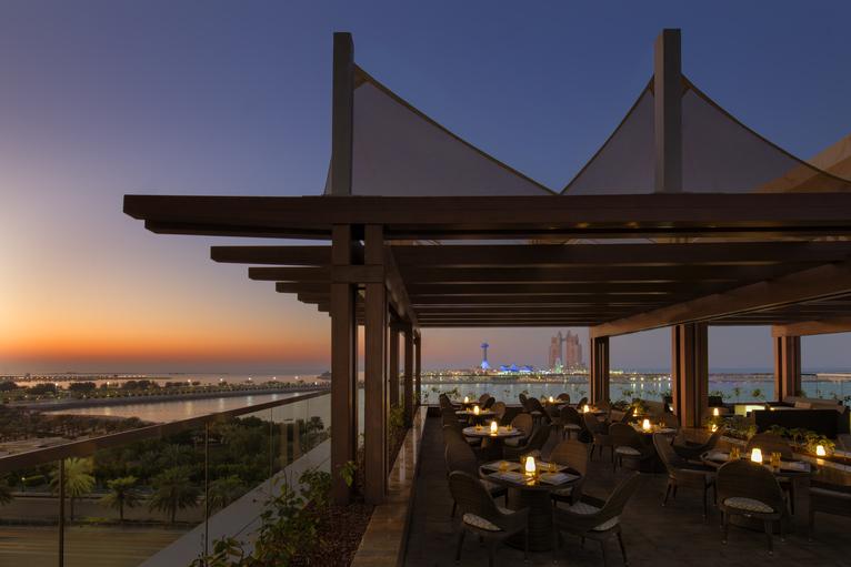 Azura Upper Deck The St. Regis Abu Dhabi