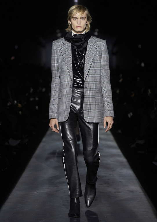 Givenchy Continues To Electrify Us About Menswear