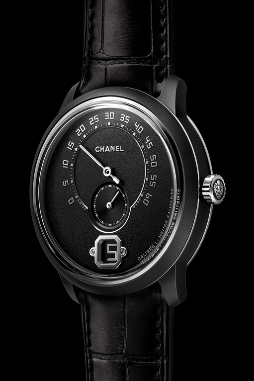 A Stylish Reminder That Chanel Makes Watches With Men In Mind