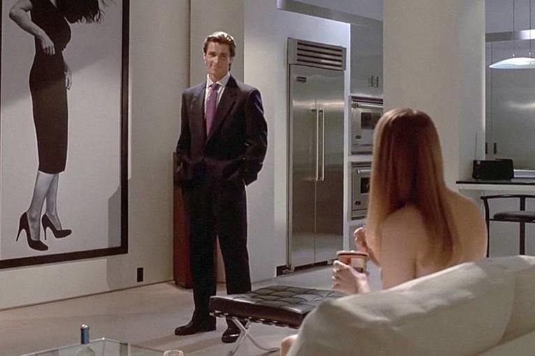 How To Get Christian Bale's Minimalist Apartment From American Psycho