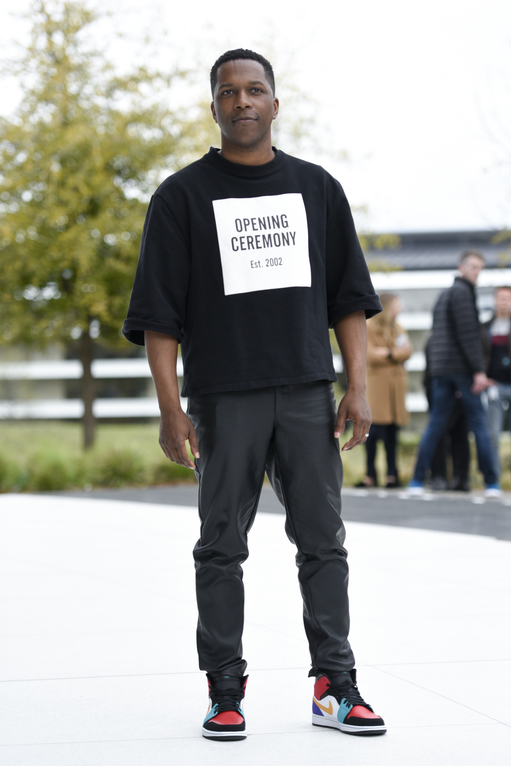 The Best Street Style From The 2019 Apple Event