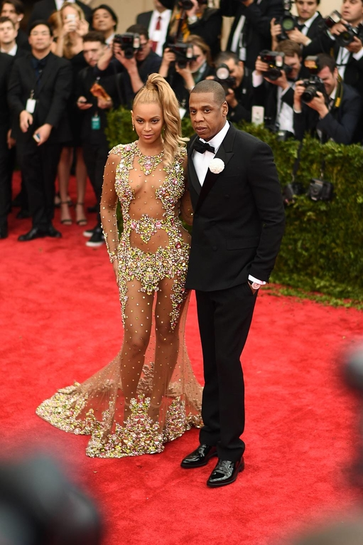 Beyoncé And Jay-Z's Most Iconic Couple Looks, Ranked In Order