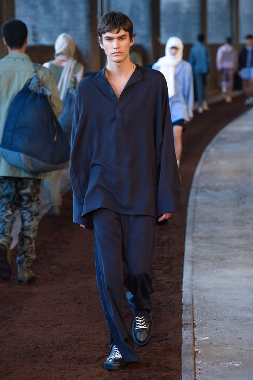Qasimi's Spring/Summer 2020 Collection Is Filled With The Menswear We Deserve