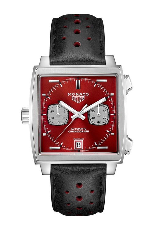 TAG Heuer Unveils Its Second 50th Anniversary Monaco Release At Le Mans