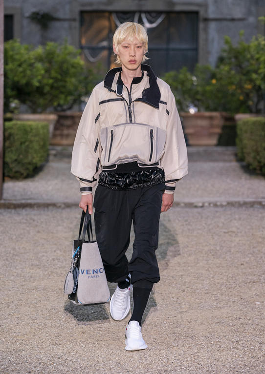 For Spring/Summer 2020, Clare Waight Keller's Givenchy Resumes Its Menswear Run
