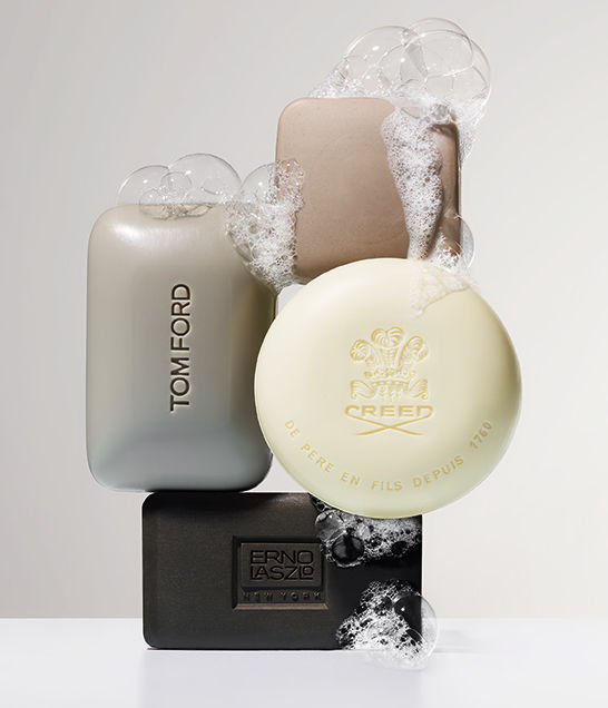 The Classic Bar Of Soap Is Making A Fashionable Comeback