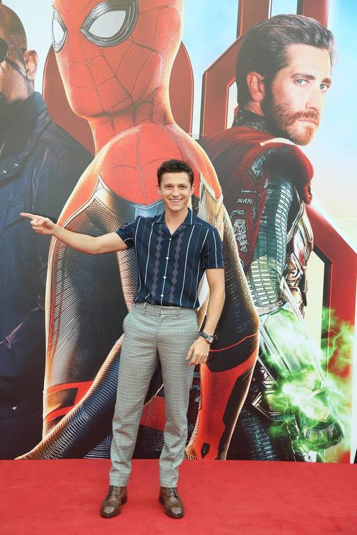 Tom Holland Is Showing You How To Master The Short-Sleeve Summer Shirt