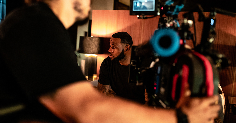LeBron James For Rimowa: Life On The Road Makes You A Better Person