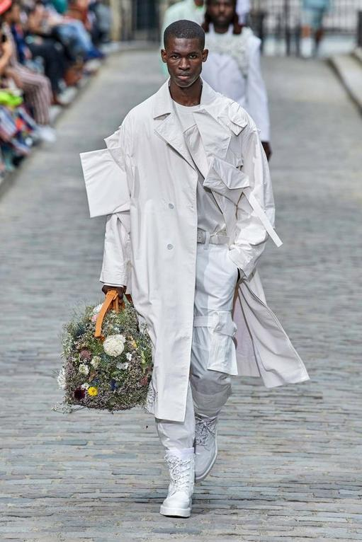 Virgil Abloh's Louis Vuitton Men's SS20 Show Was Full Of Cool Boy Cameos