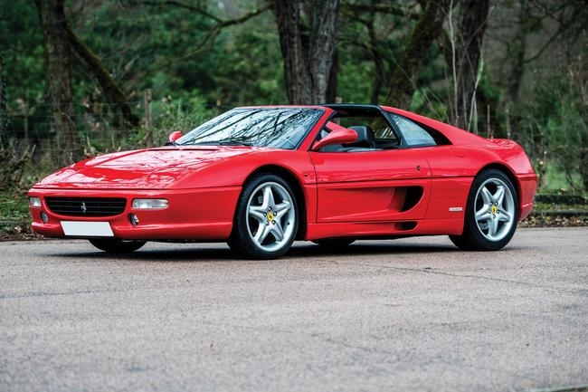 The Mother Of All Ferrari Collections Has Come Up For Auction