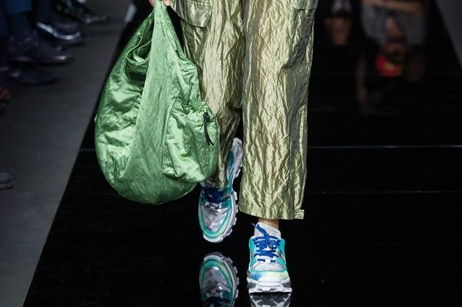 THE BEST SNEAKERS FROM MILAN AND PARIS FASHION WEEK MEN'S SS20