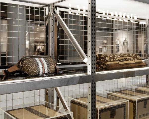 Riccardo Tisci's Thomas Burberry Monogram Collection Finally Hits Dubai