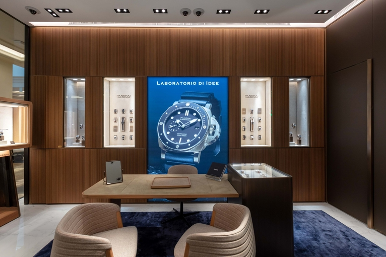Panerai mall of the emirates