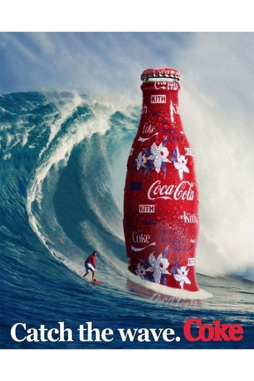 Hawaii-Themed 2019 KITH x Coca-Cola Collaboration