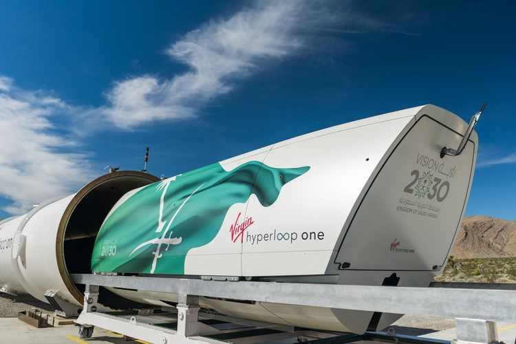 Saudi Arabia, Virgin Hyperloop And The Future Of Travel In The Middle East