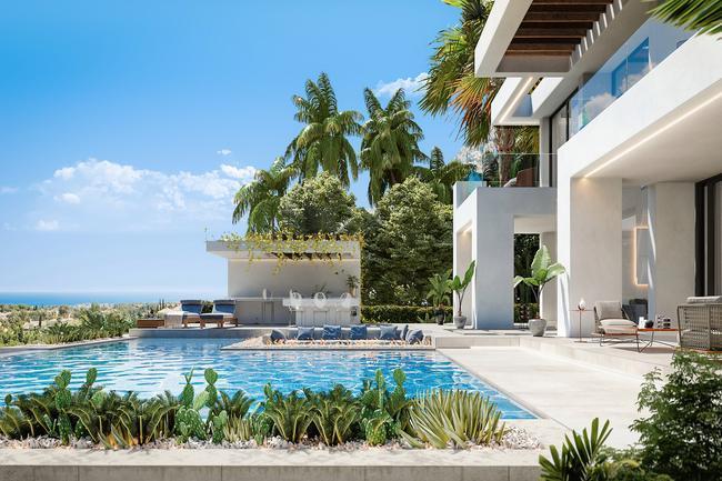 Cristiano Ronaldo Marbella Holiday House
