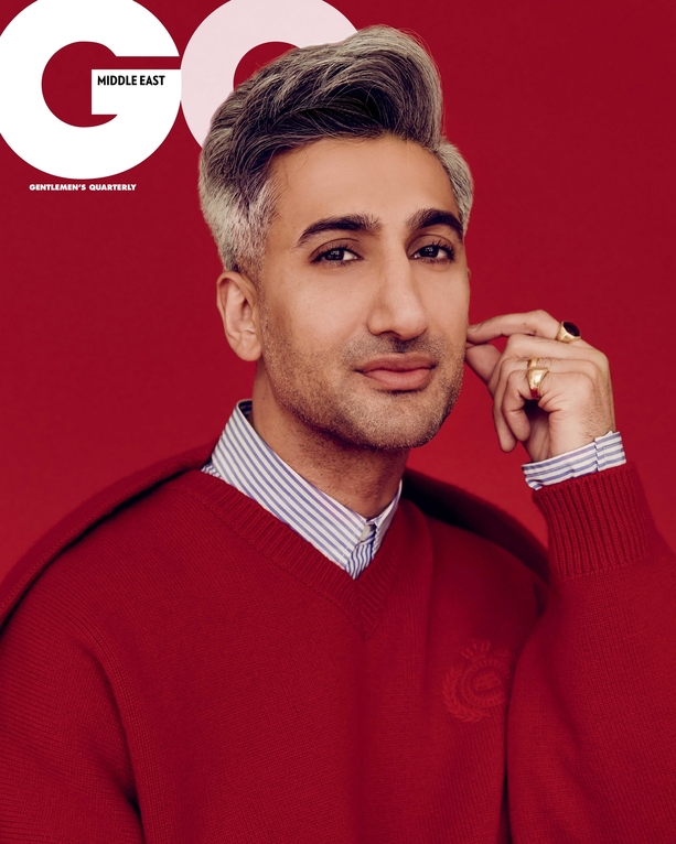 GQ International Man of Style Tan France