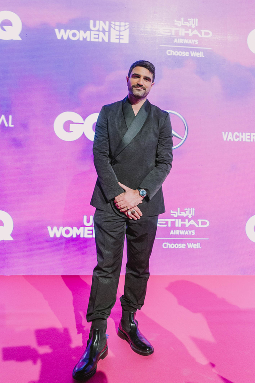 Adam Baidawi GQ Middle East men of the Year