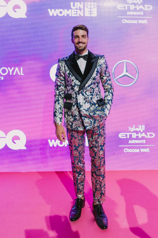 Mariano Di Vaio GQ Men of The Year Breakthrough Model