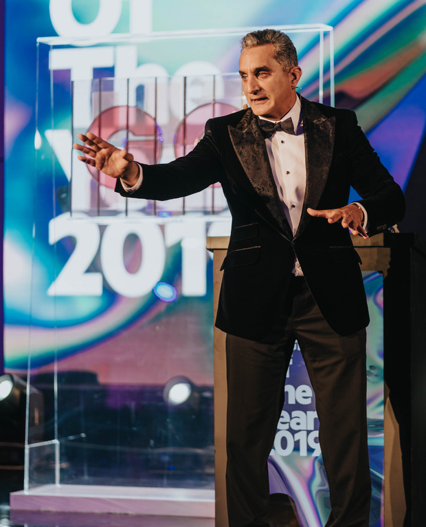 Bassem Youssef GQ Middle East Men of the Year