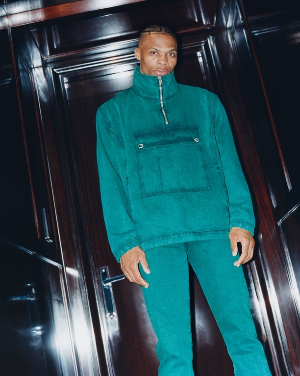 Russell Westbrook Just Slam-dunked A Capsule Collection With Acne