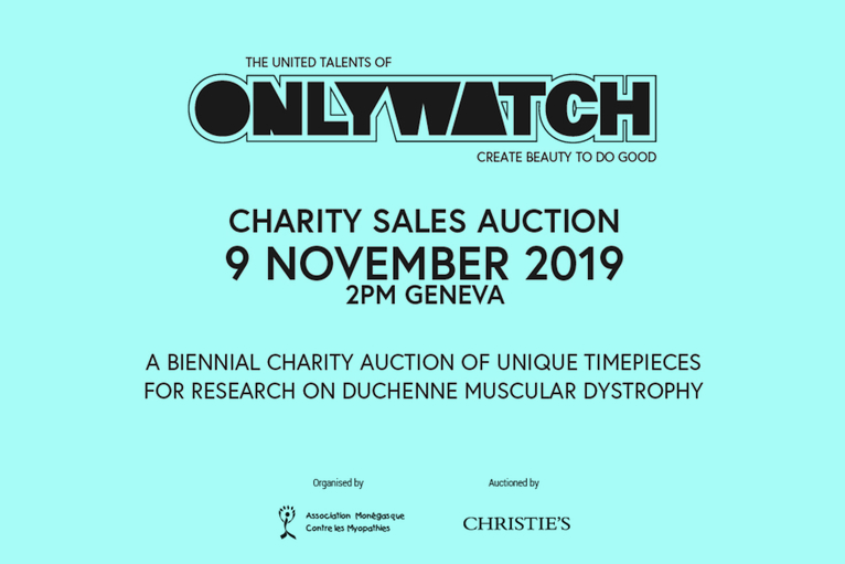 The Only Watch Auction