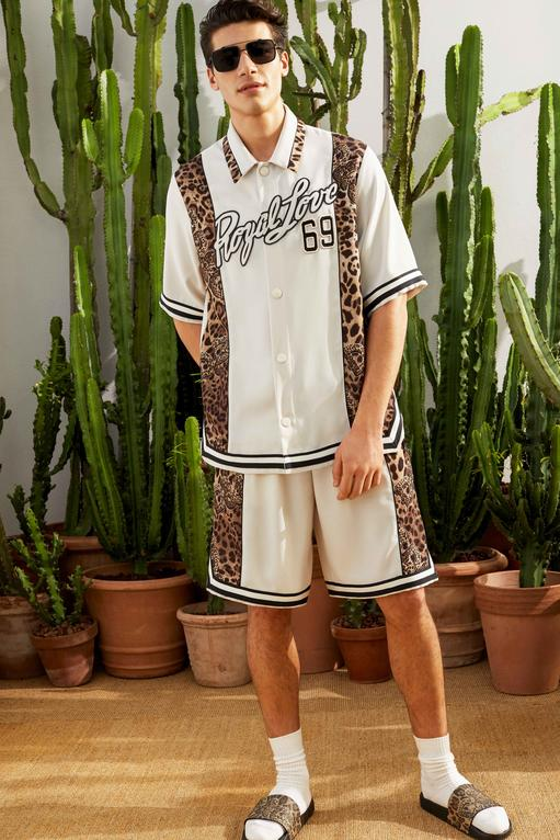Dolce-&-Gabbana-Dubai-Mall-Exclusive-Capsule-SS20-shirt-and-shorts