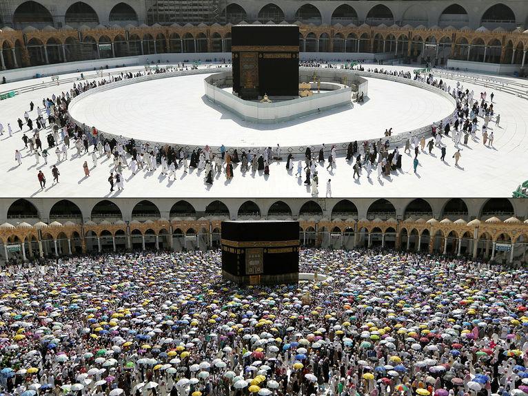 Mecca-The-grand-Mosque-coronavirus