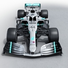 Mercedes Unveil New W10 F1 Car... And Lewis Hamilton Couldn't Be Happier