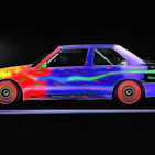 How BMW Blurred The Lines Between Cars And Art