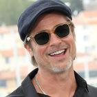 Brad Pitt and Richard Madden Have the Same Paparazzi Strategy