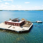For Your Real Estate Consideration Today: An Entire Island Off The Coast Of Manhattan