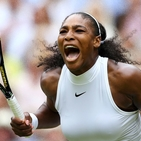Serena Williams and Andy Murray Double Act Brings Joy To Wimbledon's Centre Court