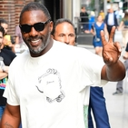 Idris Elba Brought Pool Sliders To The Street (And It Worked)